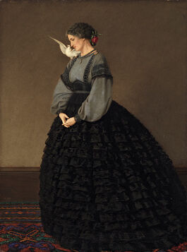 Brett: Lady with a Dove: Madame Loeser