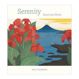 Serenity: Kazuyuki Ohtsu 2022 mini calendar