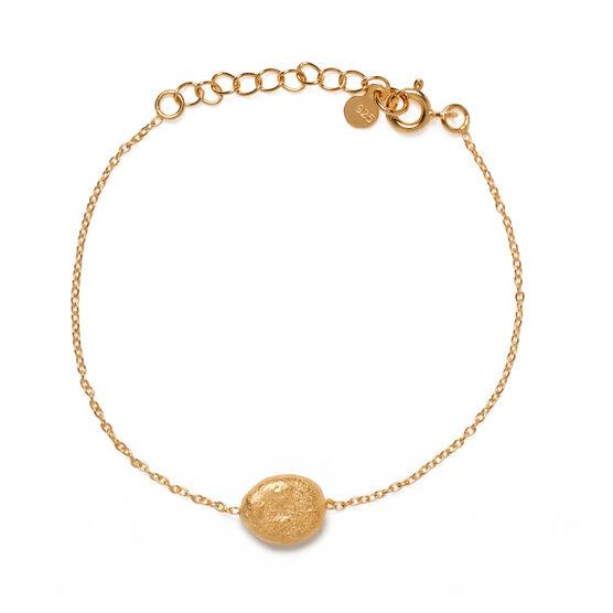 Jaya gold bracelet