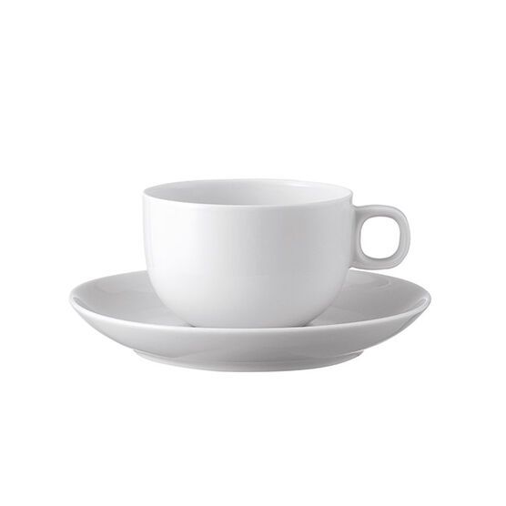 Moon espresso cup and saucer