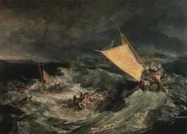 Turner: The Shipwreck