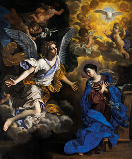 Benedetto Gennari II: The Annunciation