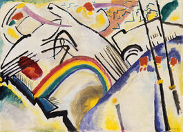 Kandinsky: Cossacks