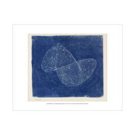 Naum Gabo: Opus 9 mini print