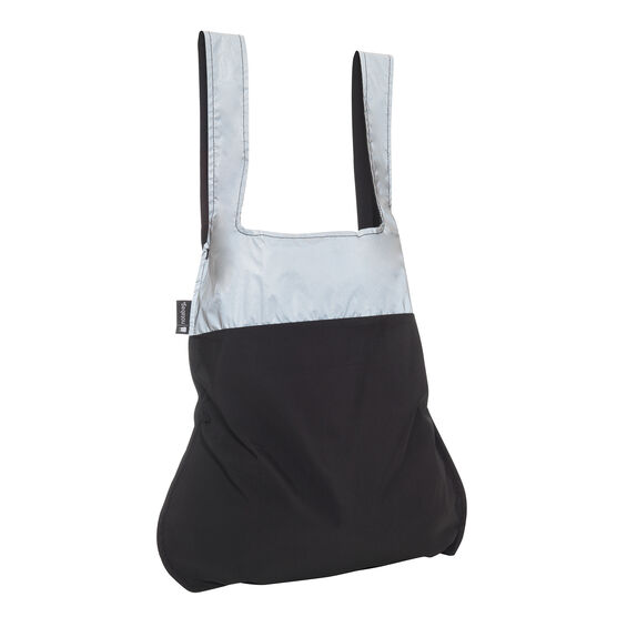 2-in-1 reflective bag and backpack