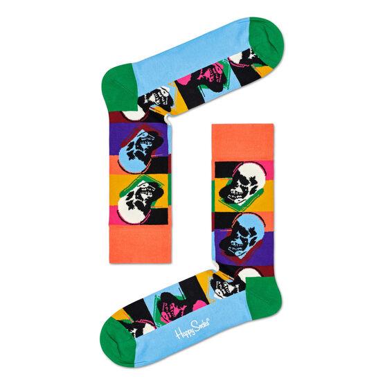 Andy Warhol socks gift set