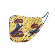Yinka Shonibare face covering