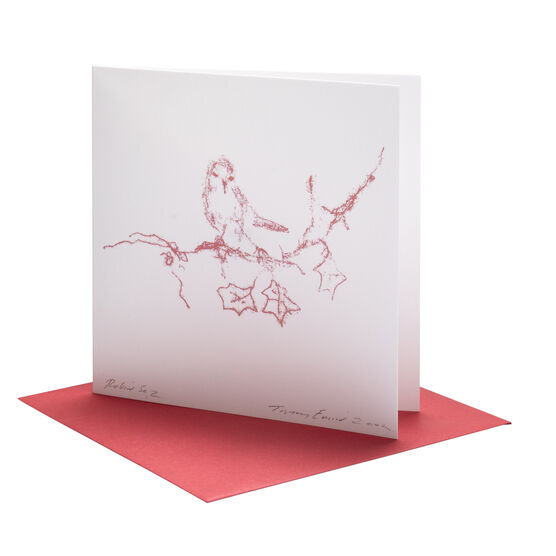 Tracey Emin Christmas card (pack of 10)