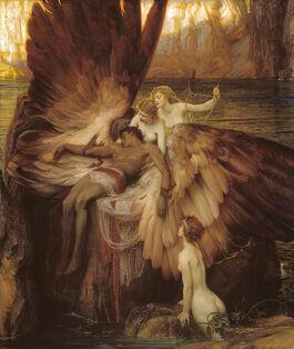 Draper: The Lament for Icarus