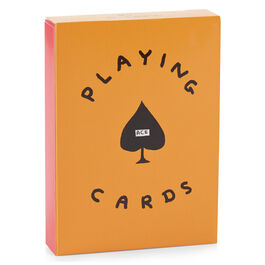 David Shrigley deck of 54 cards