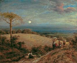 John Linnell: Harvest Moon