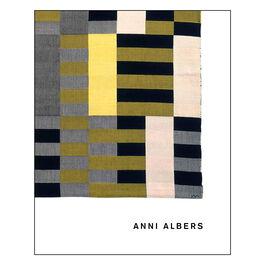 Anni Albers exhibition book