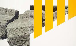 Menashe Kadishman: Yellow Rocks