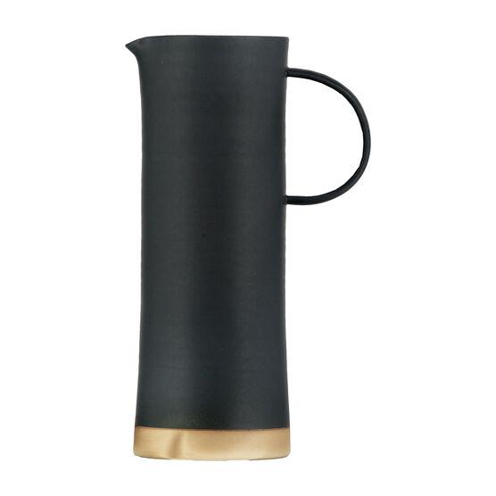 Tall ceramic jug
