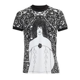 Aubrey Beardsley Venus between Terminal Gods t-shirt