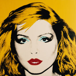 Andy Warhol: Debbie Harry