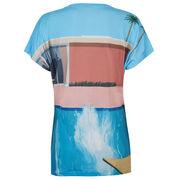 Hockney A Bigger Splash women's t-shirt