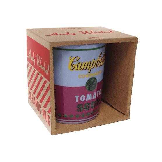 Andy Warhol Campbell's Soup Can mug