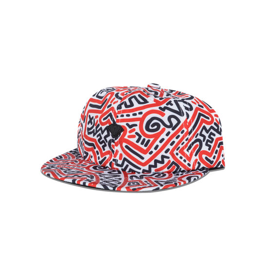 Keith Haring Fun Gallery snapback cap