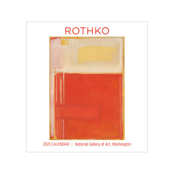 Mini Mark Rothko 2021 calendar