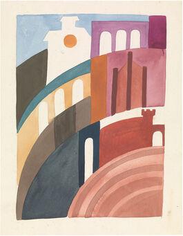 Sophie Taeuber-Arp: Siena, Architecture