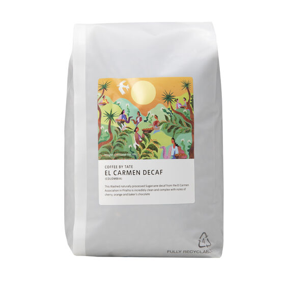 El Carmen Decaf coffee (Colombia) 1kg
