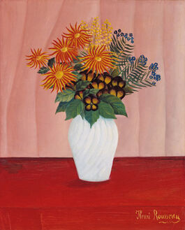 Rousseau: Bouquet of Flowers