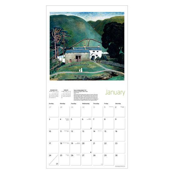 Tate British Landscapes 2021 calendar