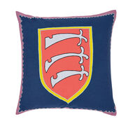 Grayson Perry Coat of Arms cushion cover