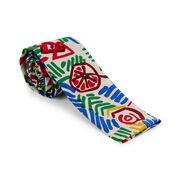 Patrick Heron Multicolour silk tie