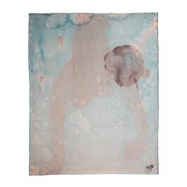 Auguste Rodin Femme nue silk scarf