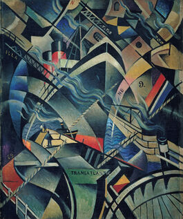 Nevinson: The Arrival