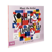Meet the Artist: Sophie Taeuber-Arp front cover angled