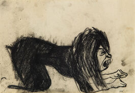 Paula Rego: Dog Woman