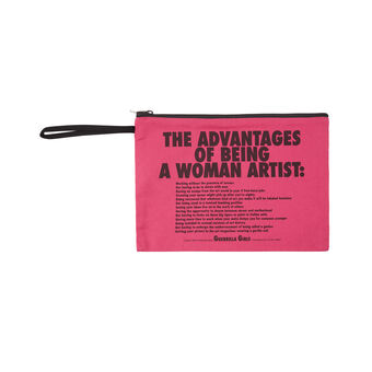 The Advantages Of Being A Woman Artist', Guerrilla Girls