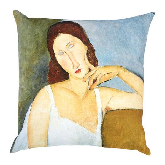 Modigliani Jeanne Hébuterne cushion cover