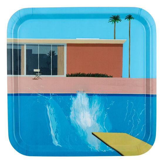 Hockney Bigger Splash Tray