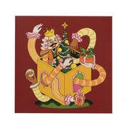 Cindy Qiaolin Sun Season of Gifting Christmas cards (pack of 6)