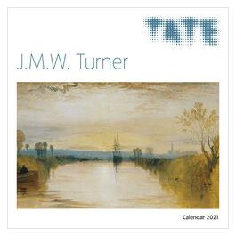 Tate J.M.W. Turner 2021 calendar