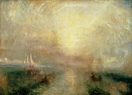 Turner: Yacht Approaching the Coast