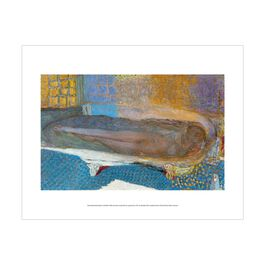 Pierre Bonnard: Nude in the Bath mini print