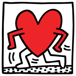 Keith Haring: Untitled (Heart)