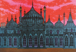 Bernard Brett: The Royal Pavilion, Brighton