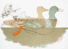 Elisabeth Frink: Ducks