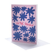 Milly Iris 'Tis the Season Christmas cards (pack of 6)