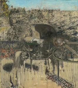 Francis Bacon: Figure in a Landscape