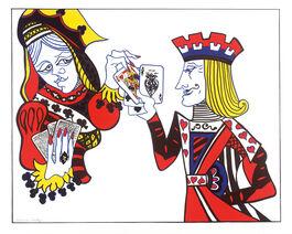 Edwina Sandys: Cardplayers