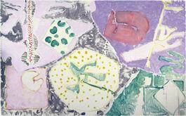 Patrick Heron: Pale Garden Painting