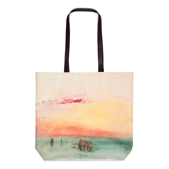 J.M.W. Turner tote bag