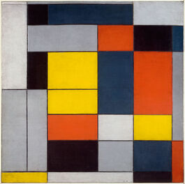 Mondrian: No. VI / Composition No.II